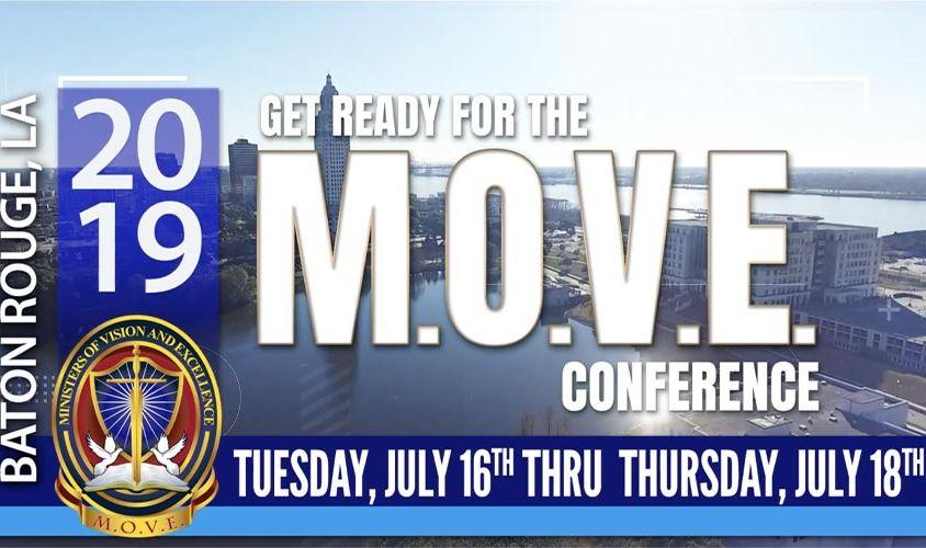 Move Conference Promo